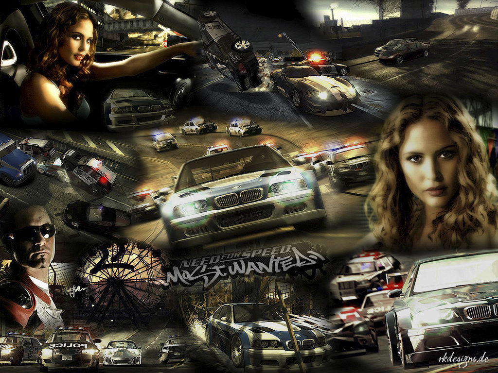 Need For Speed Most Wanted Rkdesignsde